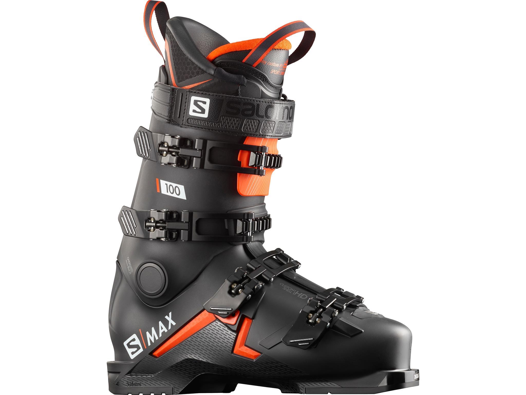 Buty narciarskie Salomon SMAX 100