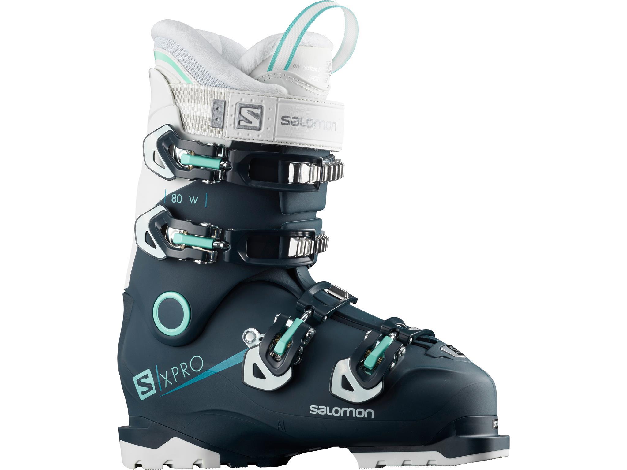 BUTY NARCIARSKIE SALOMON X PRO 80 W | Sklep narciarski