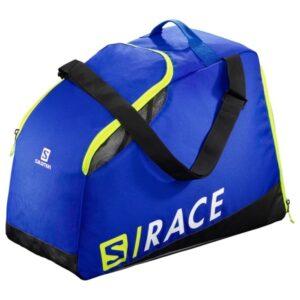 Torba na buty narciarskie Salomon Original Boot Bag Czarnoniebieska