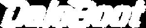daleboot logo napis