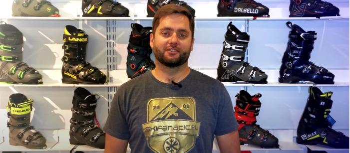 Michał opowiada o gwarancji dopasowania butów narciarskich w skifanatic