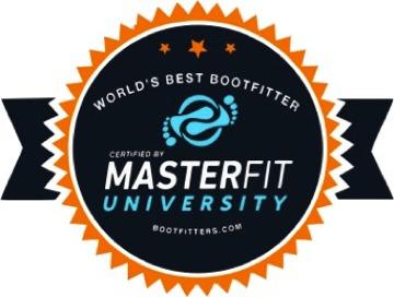 certified by masterfit university